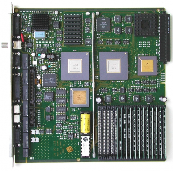 NeXT Cube 68030 25Mhz Motherboard