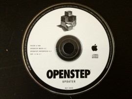 Openstep 4.2 Y2k Patch 4 ISO