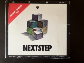 NeXTSTEP 3.3 User NeXT 68K , Intel ISO Download part 2 of 2