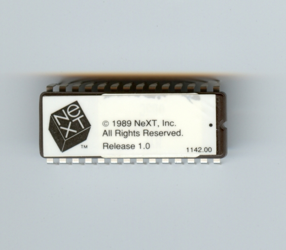NeXT ROM Files