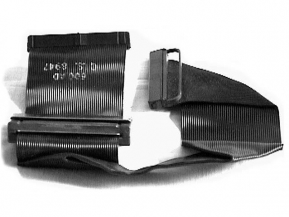 NeXT Cube Case Internal SCSI 50 pin cable